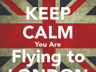 LONDON IT IS!
