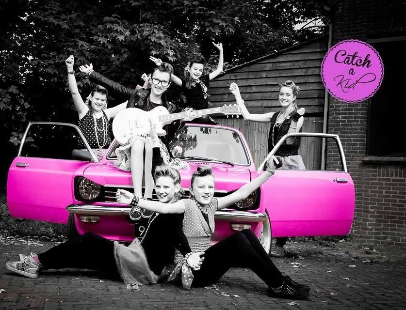 Pink Kadettilac