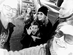 Familie tour to Scotland