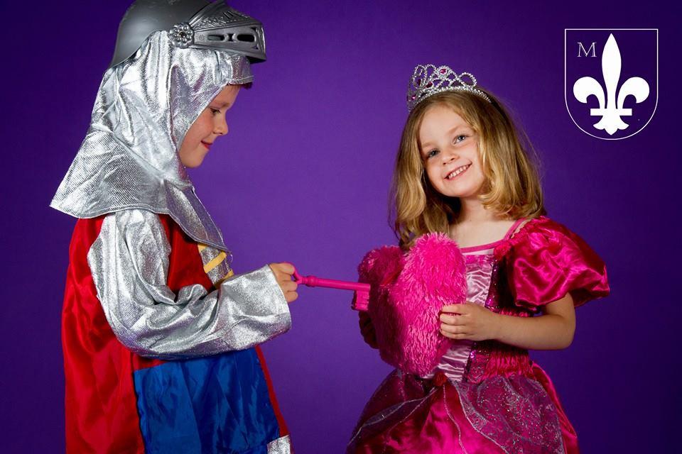 Ridder steelt hart Prinses!:)
