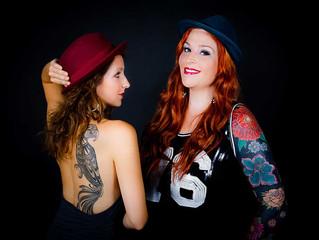 Interview TattooPlanetmagazine & Optreden Ladies Convention