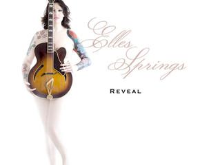 Aankondiging cd-release REVEAL