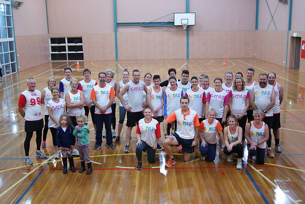 GenkiFIT Group Fitness Classes.