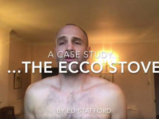 Ed Stafford does Ecco Stove