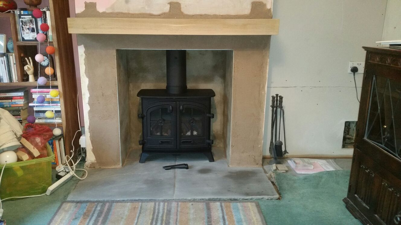 YEOMAN 2 DOOR STOVE