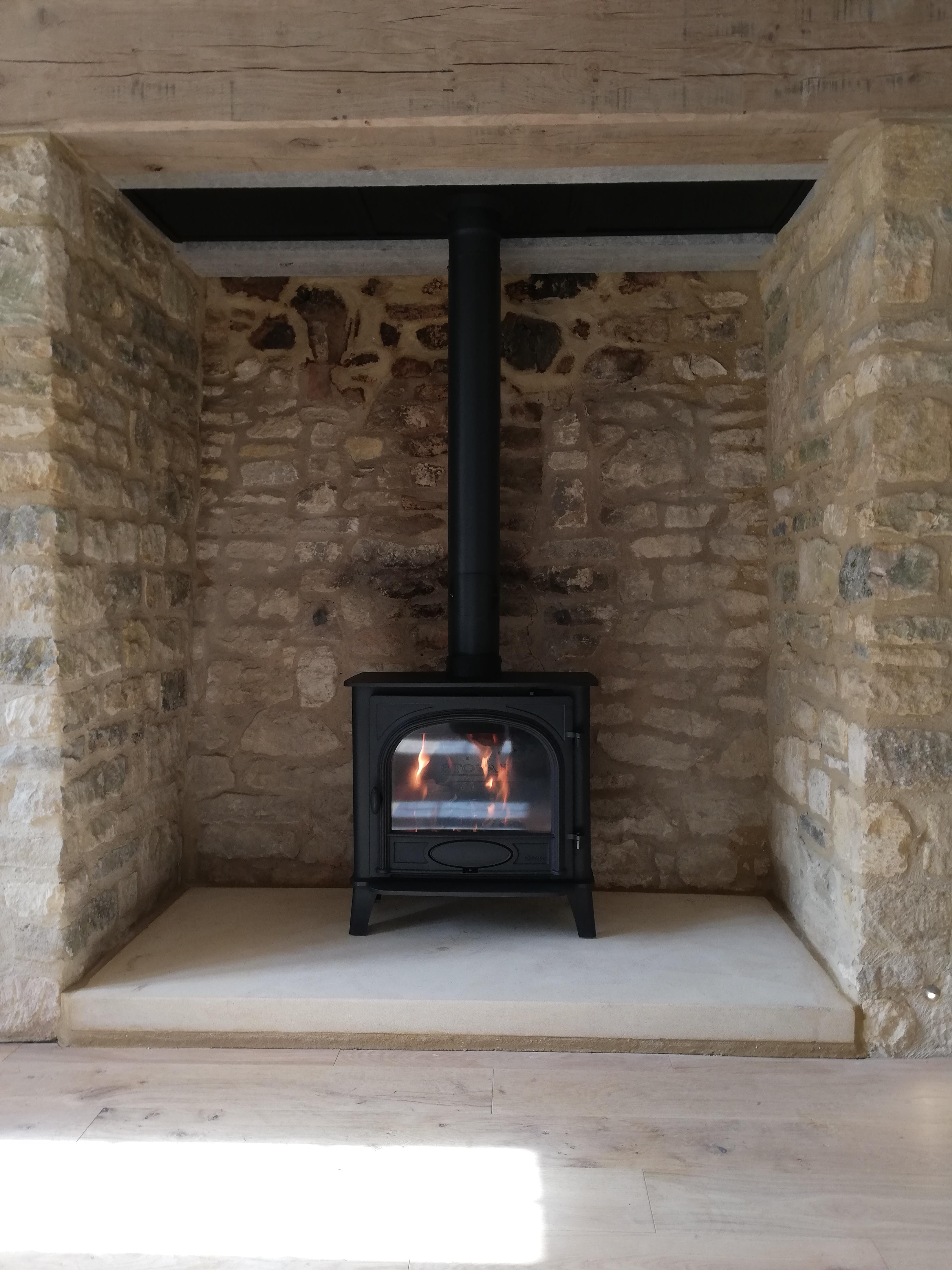 stockton 5 woodburner