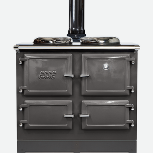 Esse Hybrid Electric & Woodfired Cooker 990mm