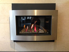 RIVA 67 NATURAL GAS INSERT FIRE