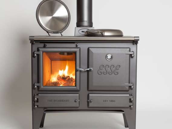 Esse Ireonheart Woodfired Cooker 905mm