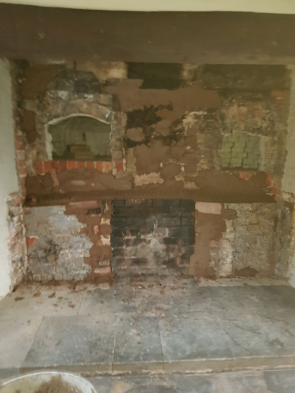 fireplace works