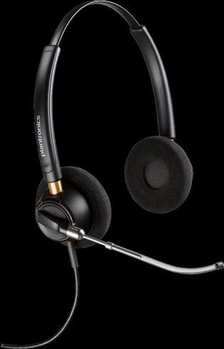 Plantronics EncorePro HW520V Monaural Headset