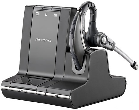 Plantronics Savi W730-M Lync on the ear Wireless Headset