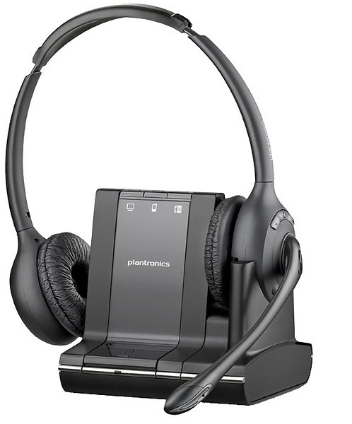 Plantronics Savi W720 Binaural Wireless Headset