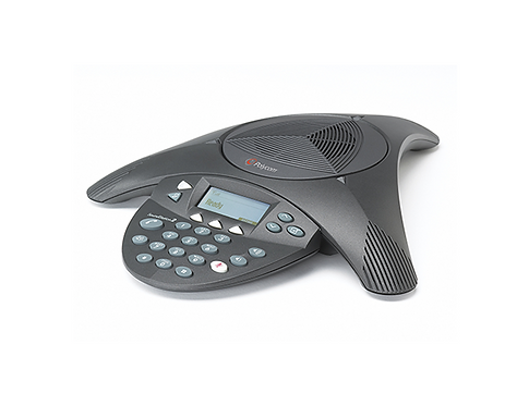 Polycom Soundstation 2 with display (non expandable)