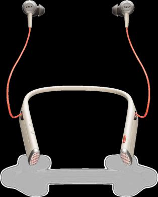 Plantronics Voyager 6200 Bluetooth UC (Sand)