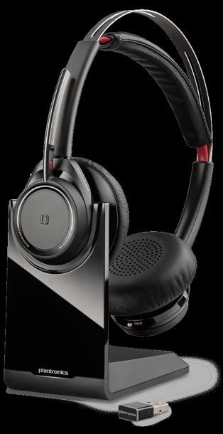 Plantronics Voyager Focus UC-M Lync Bluetooth Headset