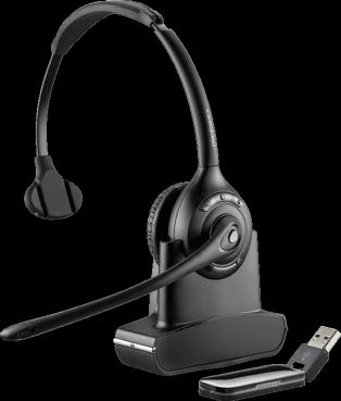 Plantronics Savi W410 Monaural DECT Headset
