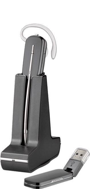 Plantronics Savi W440 Convertible DECT Headset