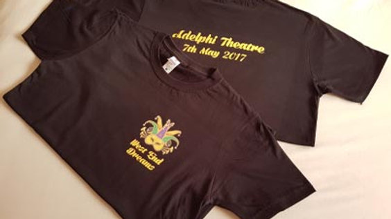 West End Dreams T-Shirt - 25th November 2018