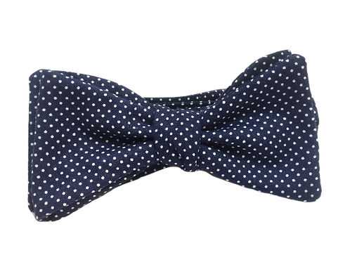 Self Tied Bow Tie #0017