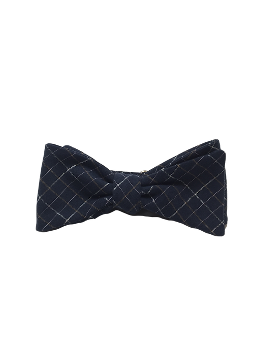 Self Tied Bow Tie #0058