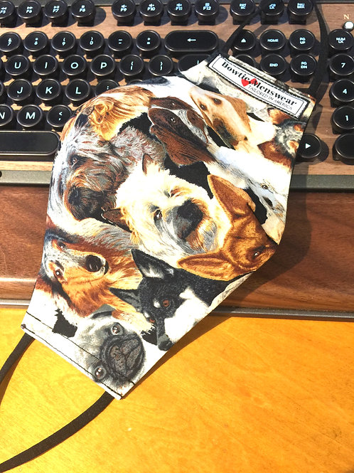 Puppies Filter Dust Mask #45