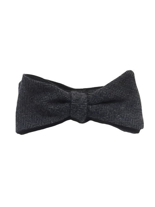 Self Tied Bow Tie #0048