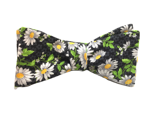 Self Tied Bow Tie #0032
