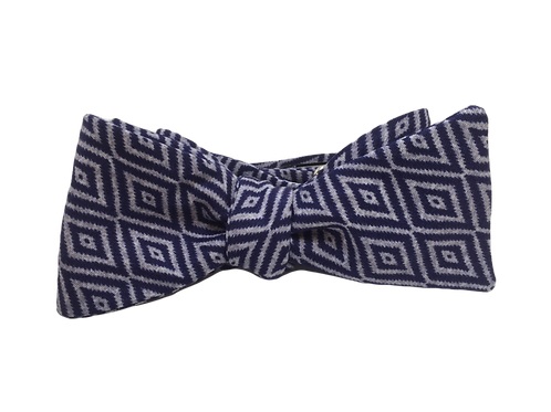 Self Tied Bow Tie #0012