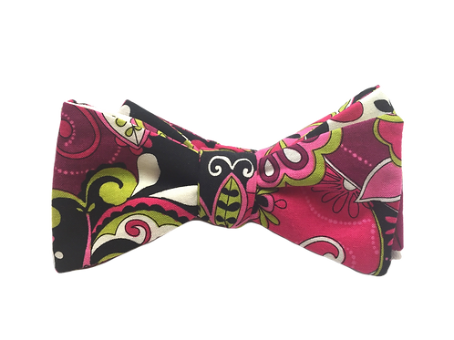 Self Tied Bow Tie #0037