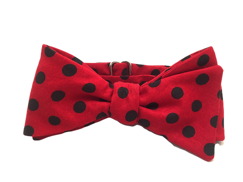 Self Tied Bow Tie #0022