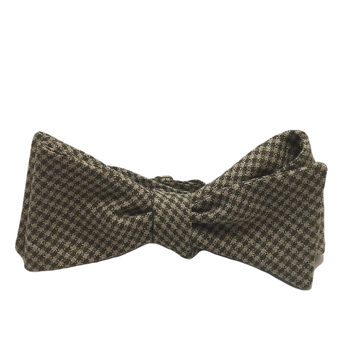 Self Tied Bow Tie #0050