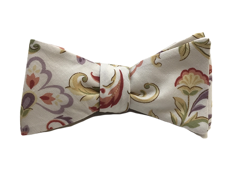 Self Tied Bow Tie #0044