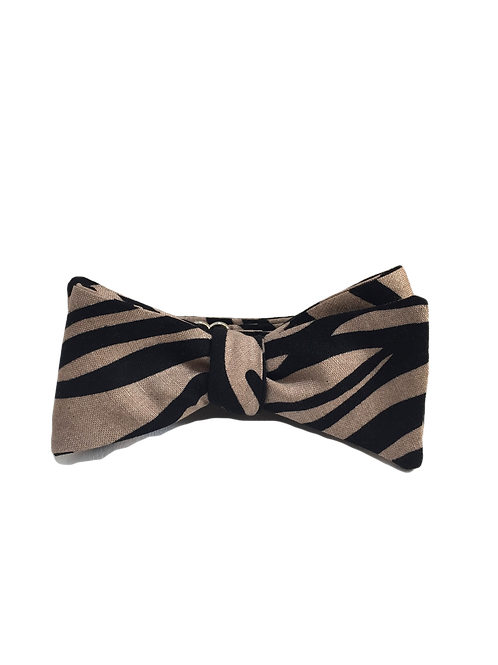 Self Tied Bow Tie #0062