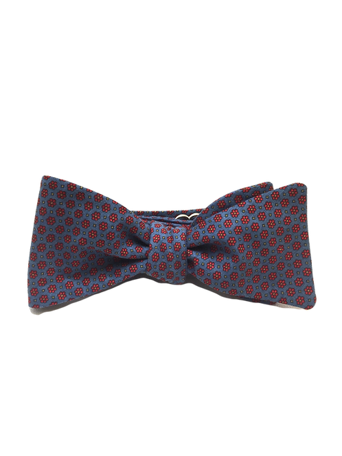 Self Tied Bow Tie #0046