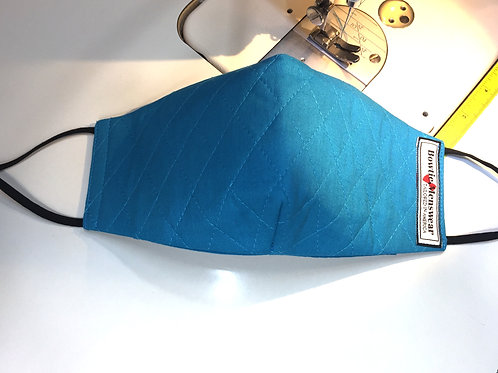 Ocean Blue Filter Dust Mask #53
