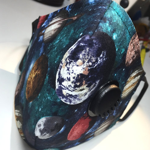 Solar System Dust Mask #25