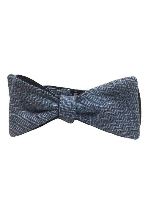 Self Tied Bow Tie #0047