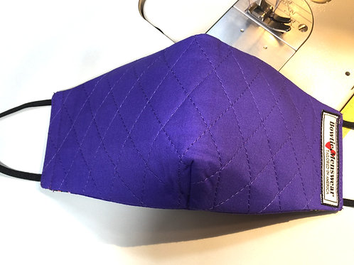 Purple Filter Dust Mask #51
