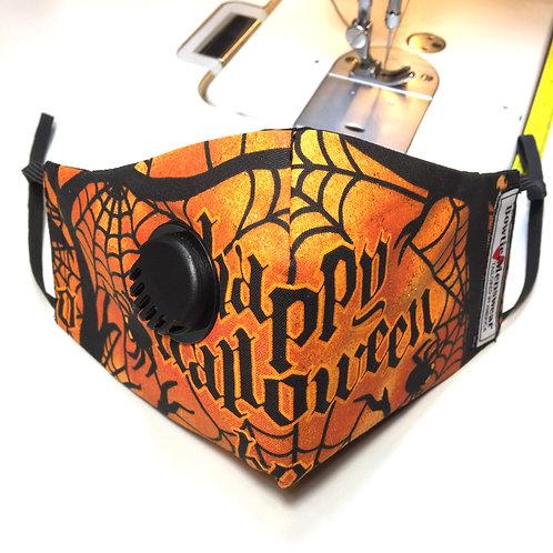 Orange Filter Dust Mask