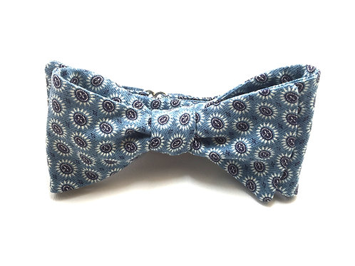 Self Tied Bow Tie #0021