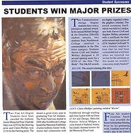 Anthony Amies Prize - Northbrook News No