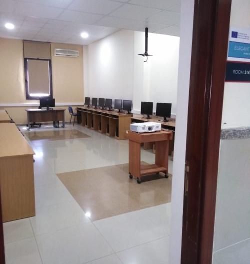 MUBS ICT Lab II overview
