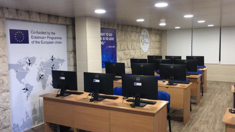 MUBS ICT Lab I overview 1