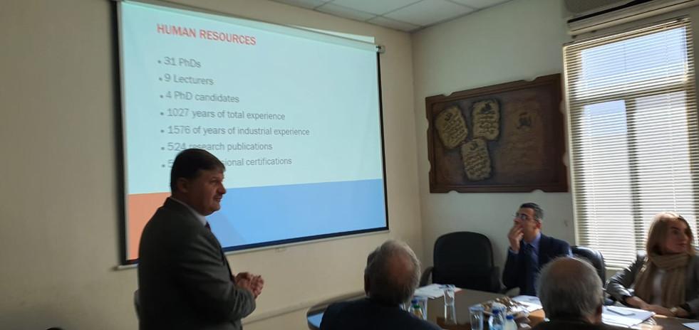 ABAU Organisational Meeting