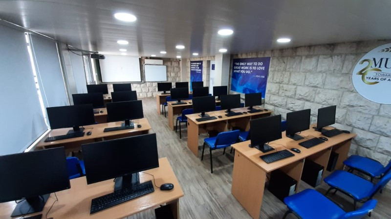 MUBS ICT Lab 1 overview 2