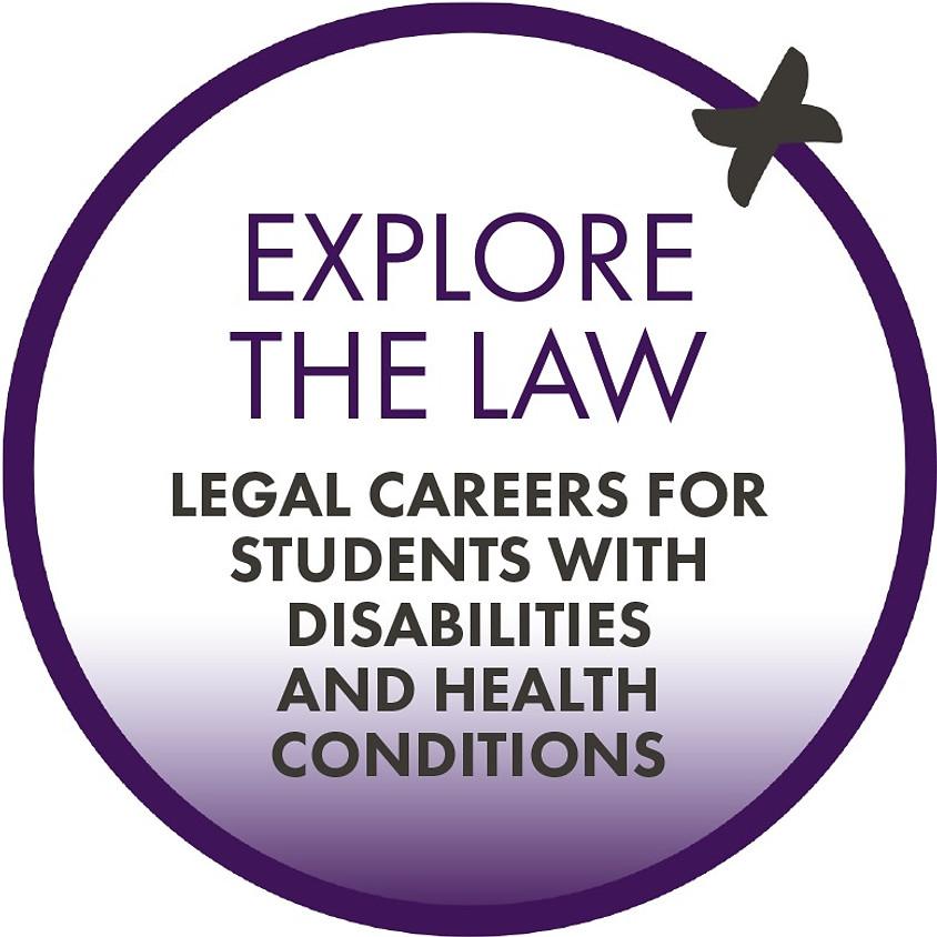 Explore The Law Event