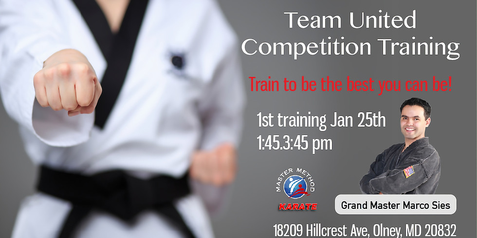 Team United Competition Training