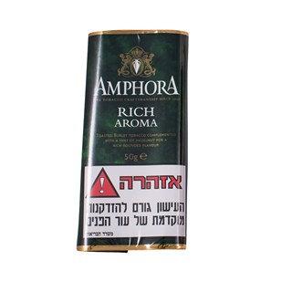 AMFHORA טבק למקטרת אמפורה ריץ ארומה