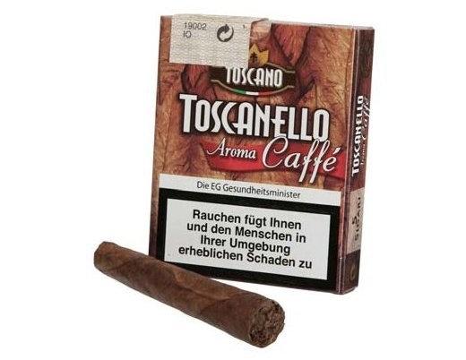 TOSCANELLO סיגרלות טוסקנלו קפה